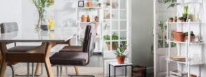 Build shelf, balts dizaina plaukts, konstruējams, Zuiver, moderns skandināvu