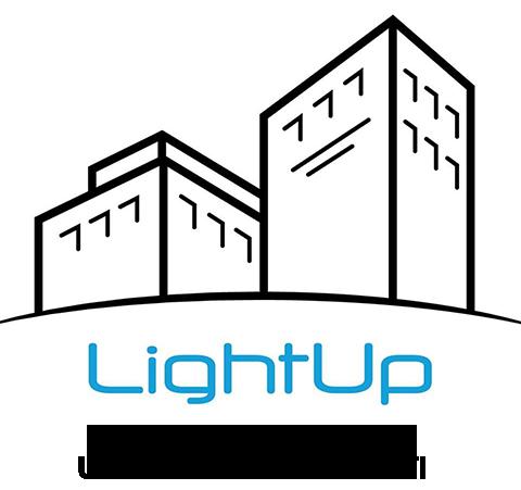 Light Up logo