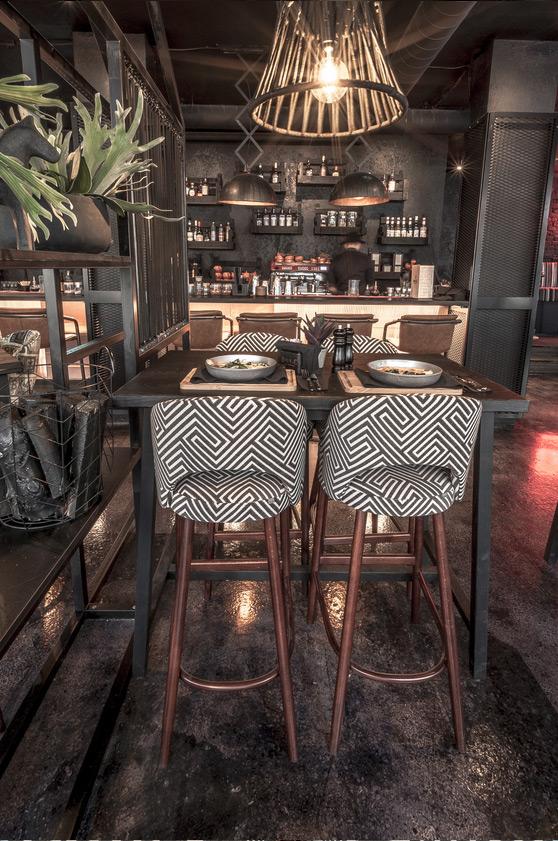 restorāna ogle dizains