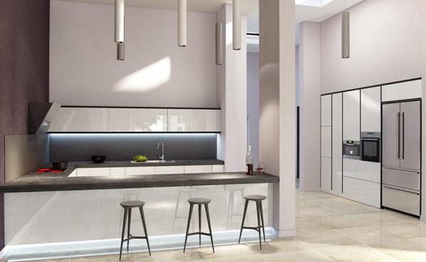 Virtuves interjera dizains Zane Skalberga