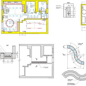 interjera dizaina projekts