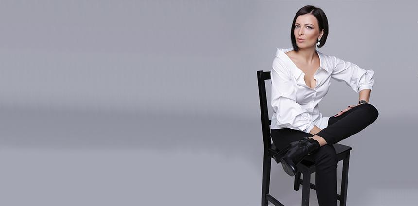 interjera dizainere Olga Tokareva