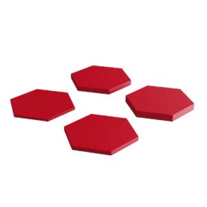 Vienkārša forma, bet ļoti krāšņi dizaini. Izliektā paneļa forma veido 3D efktu. Tas ir lieliski piemērots savienošanai, kas neprasa sānu apgriešanu. Mēs iesakām to izmantot divkrāsu komplektā ar vienu dominējošu krāsu un papildus akcentus.