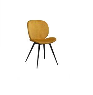 Cloud chair - bronze velvet