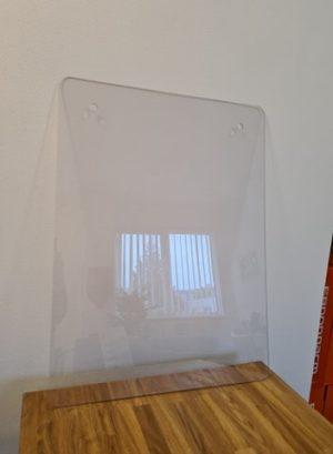 Aizsargstikls akrila iekarināms 60x80x04 cm