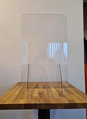 Aizsargstikls 50x80x25 cm