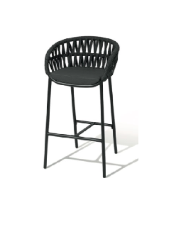 Terases bāra krēsli